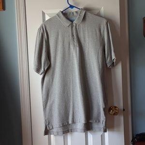 Mens Lands End shirt Medium Tall